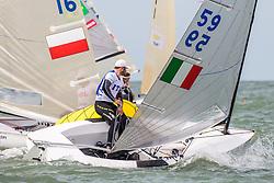 2018 Finn European Championship, Cadiz, Spain