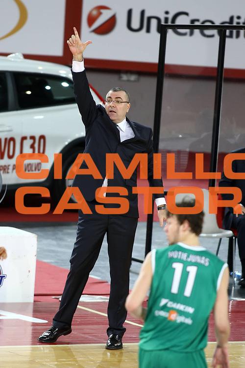 DESCRIZIONE : Roma Lega A 2009-10 Lottomatica Virtus Roma Benetton Treviso<br /> GIOCATORE : Jasmin Repesa<br /> SQUADRA : Benetton Treviso <br /> EVENTO : Campionato Lega A 2009-2010<br /> GARA : Lottomatica Virtus Roma Benetton Treviso<br /> DATA : 07/02/2010<br /> CATEGORIA : ritratto coach<br /> SPORT : Pallacanestro<br /> AUTORE : Agenzia Ciamillo-Castoria/E.Castoria<br /> Galleria : Lega Basket A 2009-2010<br /> Fotonotizia : Roma Campionato Italiano Lega A 2009-2010 Lottomatica Virtus Roma Benetton Treviso<br /> Predefinita :