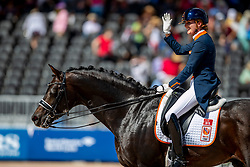 Scholtens Emmelie, NED, Apache<br /> World Equestrian Games - Tryon 2018<br /> © Hippo Foto - Dirk Caremans<br /> 14/09/18