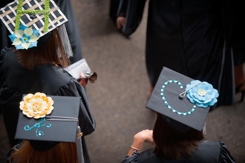 Undergraduate Commencement: Ohio University 2009
