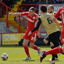 Crawley  v Leyton Orient    League 1   18 April 2014
