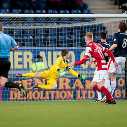 Falkirk v Hamilton   Premiership play off semi-final   13 May 2014