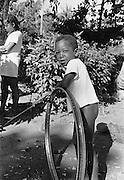 1970 | Pojke i Blanchiseusse på Trinidad.