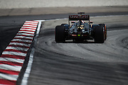 March 27-29, 2015: Malaysian Grand Prix - Romain Grosjean (FRA), Lotus