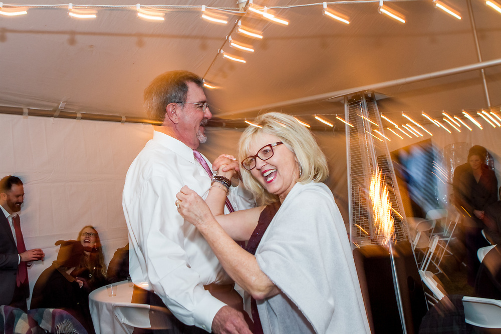 The wedding of Jessy Bahn &amp; David Patterson.<br />