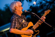 Bill Kirchen, Princeton NJ 8/30/2007. Bill was an original member of Commander Cody & the Lost Planet Airmen.