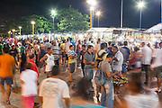 Fortaleza_CE. 18 de junho de 2013. <br /> <br /> Feirinha de artesanato da Beira Mar e um dos pontos turisticos de Fortaleza. Sao centenas de barracas que se concentram no calcadao, na esquina da avenida Desembargador Moreira, na praia do Meireles em Fortaleza, Ceara.<br /> <br /> Handicraft Market Beira Mar and one of the tourist points of Fortaleza. In Meireles beach in Fortaleza, Ceara.<br /> <br /> Foto: RODRIGO LIMA / NITRO