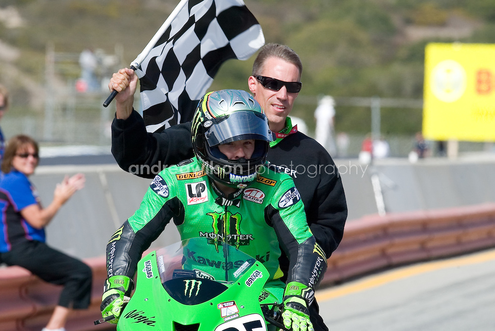 Laguna Seca - Round 11 - AMA Superbike Series - Monterey CA  - September 2007.:: Contact me for download access if you do not have a subscription with andrea wilson photography. ::  ..:: For anything other than editorial usage, releases are the responsibility of the end user and documentation will be required prior to file delivery ::..