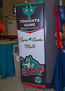 KELOWNA, CANADA - SEPTEMBER 29:  Capri Centre Mall at the Kelowna Rockets game on September 29, 2017 at Prospera Place in Kelowna, British Columbia, Canada.  (Photo By Cindy Rogers/Nyasa Photography,  *** Local Caption ***