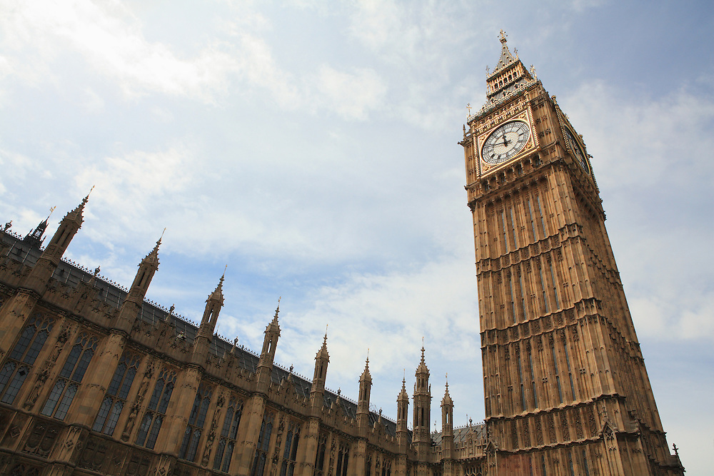 Parliment - Big Ben - London, UK