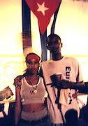 2000 August- Havana, Cuba- ' I am cuban HipHop ' Miramar, Cuba