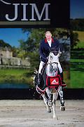 Peter Geerink - Zidane <br /> Jumping Indoor Maastricht 2015<br /> © DigiShots