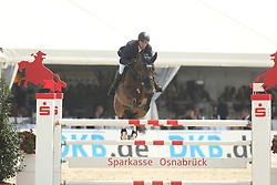 Wulschner, Holger, BSC Cavity<br /> Hagen - Horses and Dreams 2015<br /> Int. Mittlere Tour<br /> © www.sportfots-lafrentz.de/Stefan Lafrentz