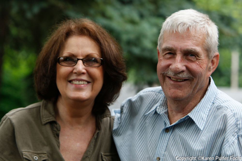 Married couple Janet and Vaughn Froman, of Merrilleville, Indiana.