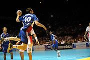 DESCRIZIONE : France Equipe de France Homme France Egypte 09/06/2010 Toulouse Zenith<br /> GIOCATORE : Marroux Olivier<br /> SQUADRA : France<br /> EVENTO : France Egypte Amical<br /> GARA : France Egypte<br /> DATA : 09/06/2010<br /> CATEGORIA : Handball France Homme <br /> SPORT : HandBall<br /> AUTORE : JF Molliere par Agenzia Ciamillo-Castoria <br /> Galleria : France Hand Homme 2009/2010  <br /> Fotonotizia :  France Equipe de France Homme France Egypte 09/06/2010 Toulouse Zenith<br /> Predefinita :