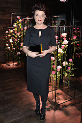 LULU GUINNESS at the Lancôme pre BAFTA party held at The London Edition, 10 Berners Street, London on 14th February 2014.