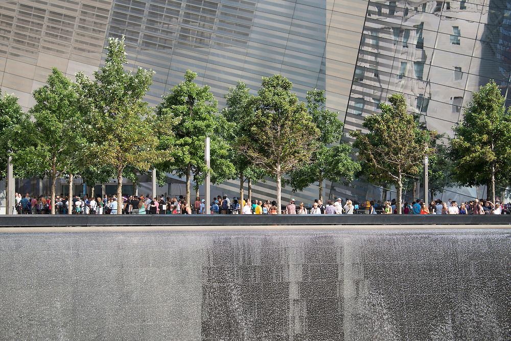 9/11 Memorial and Museum,Manhattan,New York, USA