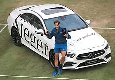 ATP Mercedes Cup - 17 June 2018