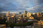 General views of Porto Alegre