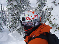 Whitefish Mountain Resort snowboard instructor.