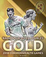 Commonweatlth Games Badminton