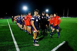 Chay Mullins of Bristol Bears U18 - Rogan/JMP - 19/12/2019 - RUGBY UNION - Newlands Park - Cheltenham, England - Gloucester Rugby U18 v Bristol Bears U18 - Premiership Rugby U18 Academy League.