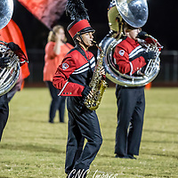 10-07-16 Green Forest Band (Yellville Game)