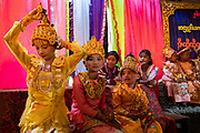 Novice Monk Ceremony, Pyay, Myanmar
