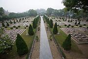 Dien Bien Phu Cemetery for fallen Viet Minh soldiers.