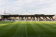 A general view of Meadow Lane before the Sky Bet League 2 match at Meadow Lane, Nottingham<br /> Picture by James Wilson/Focus Images Ltd 07522 978714‬‬<br /> 25/08/2017