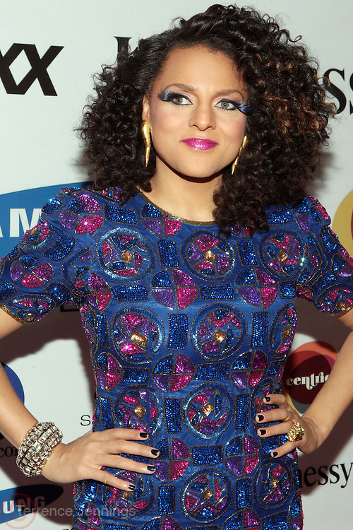 1 March 2011- New York, NY- Marsha Ambrosius at the record release party for Marsha Ambrosius's  debut solo album  ' Late Nights and Early Mornings ' presented by J Records, DIgiwaxx, Hennessey and BET Centric and held at the Samsung Experience at The Time Warner Center on March 1, 2011 in New York City.Photo Credit: Terrence Jennings