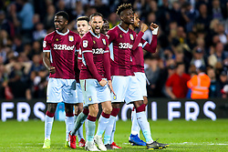 Aston Villa celebrate during the penalty shoot out - Mandatory by-line: Robbie Stephenson/JMP - 14/05/2019 - FOOTBALL - The Hawthorns - West Bromwich, England - West Bromwich Albion v Aston Villa - Sky Bet Championship Play-off Semi-Final 2nd Leg