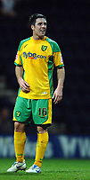 Photo: Paul Greenwood.<br />Preston North End v Norwich City. Coca Cola Championship. 20/02/2007. Dejection for Norwich's Mark Fotheringham at the end of the game
