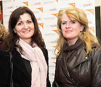 World Vision Ireland  held an exclusive screening of the critically acclaimed feature length movie Girl Rising in An Taibhdhearc, Middle Street, Galway. <br /> At the event were Breda Maleney, Offaly and Collettte Kirwan Barna.<br /> <br /> Girl Rising is a critically and internationally acclaimed feature film - narrated by Meryl Streep, Liam Neeson, Anne Hathaway and others - about the strength of the human spirit and the power of education.<br /> <br /> Photo:Andrew Downes