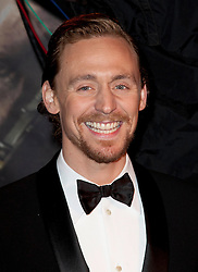Tom Hiddleston at the premiere of War Horse in London, Sunday 8th January 2012.  Photo by: Stephen Lock / i-Images