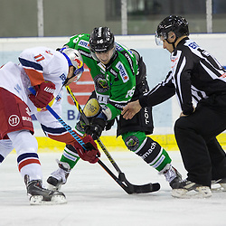 20150130: SLO, Ice Hockey - HDD Telemach Olimpija vs EC Red Bull Salzburg