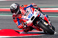 Scott Redding of Great Britain and OCTO Pramac Racing Team  rides during free practice for the MotoGP of Catalunya at Circuit de Catalunya on June 10, 2017 in Montmelo, Spain.(ALTERPHOTOS/Rodrigo Jimenez)
