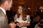 Tana Ramsay, Gordon Ramsay book launch party for his autobiography Humble Pie. Claridge's Ballroom, London, W1,3 October 2006. -DO NOT ARCHIVE-© Copyright Photograph by Dafydd Jones 66 Stockwell Park Rd. London SW9 0DA Tel 020 7733 0108 www.dafjones.com