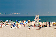 Fun at the Beach, New York, Long Island, East Hampton, Main Beach,