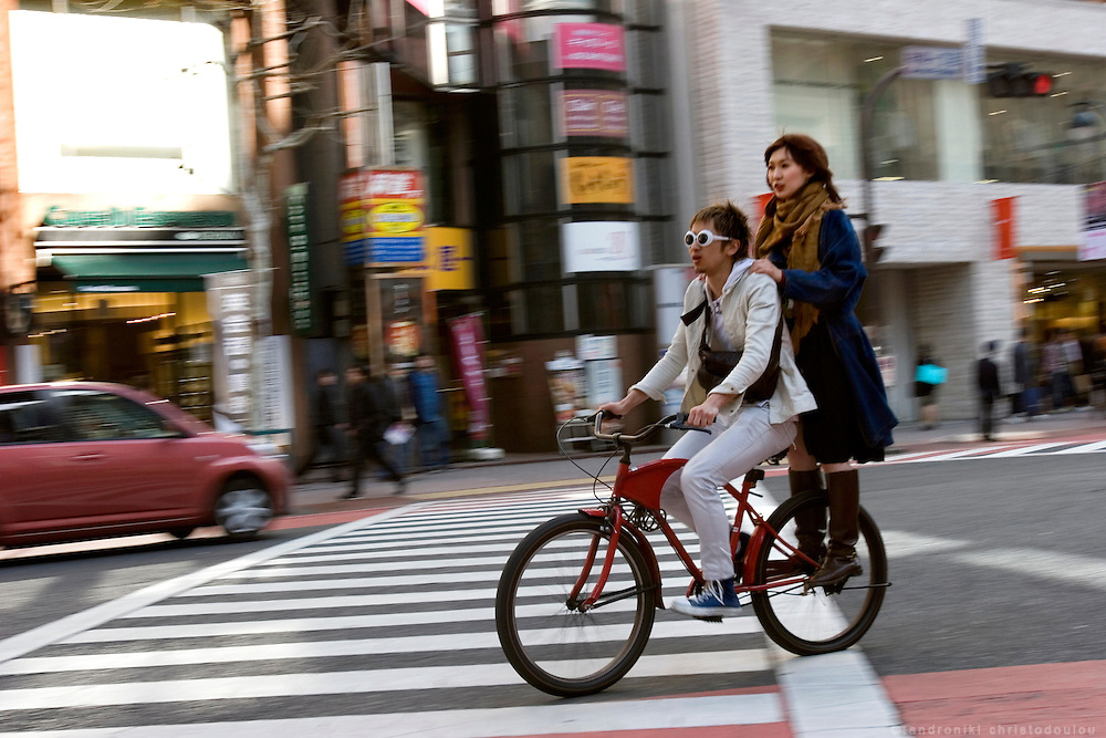 Couple in Shibuya