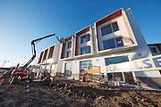 Strandpromenaden, Nybyggeri, Liebhaveri, Svanemøllebugten, Schmidt Hammer Lassen, Bricks
