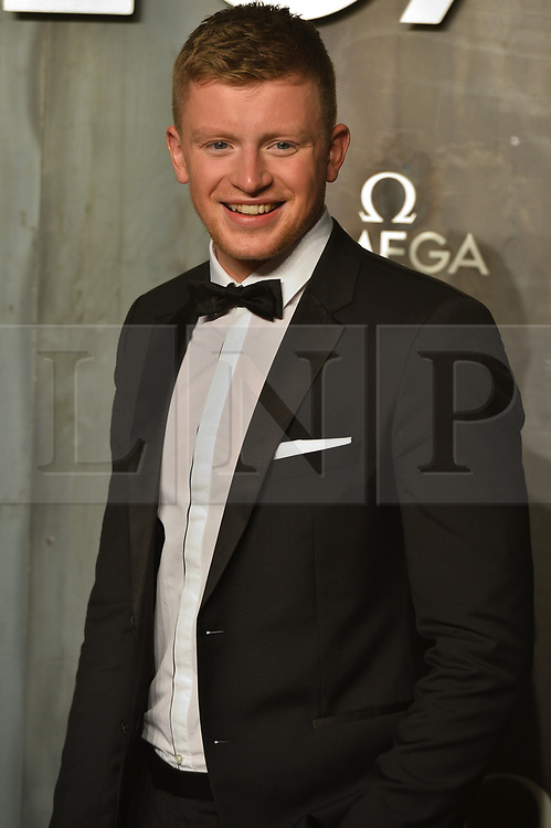 © Licensed to London News Pictures. 26/04/2017. London, UK. ADAMY PEATY attends the Omega party celebrating 60 Years of the Speedmaster watch. Photo credit: Ray Tang/LNP