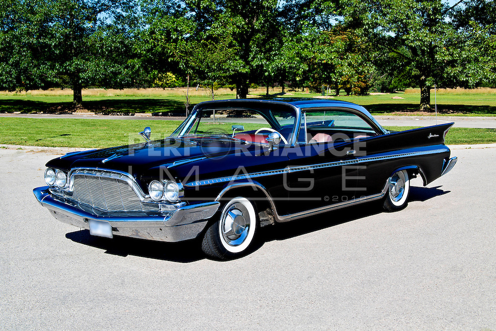 1960 Desoto Adventurer on Pavement