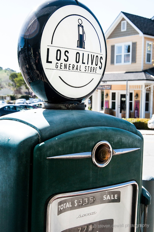 California Central Coast Los Olivos General Store