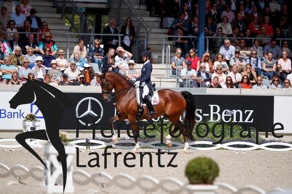Graves, Laura (USA), Verdades<br /> Aachen - CHIO 2017<br /> Grand Prix Kür, Grosser Dressurpreis von Aachen<br /> © www.sportfotos-lafrentz.de/Stefan Lafrentz