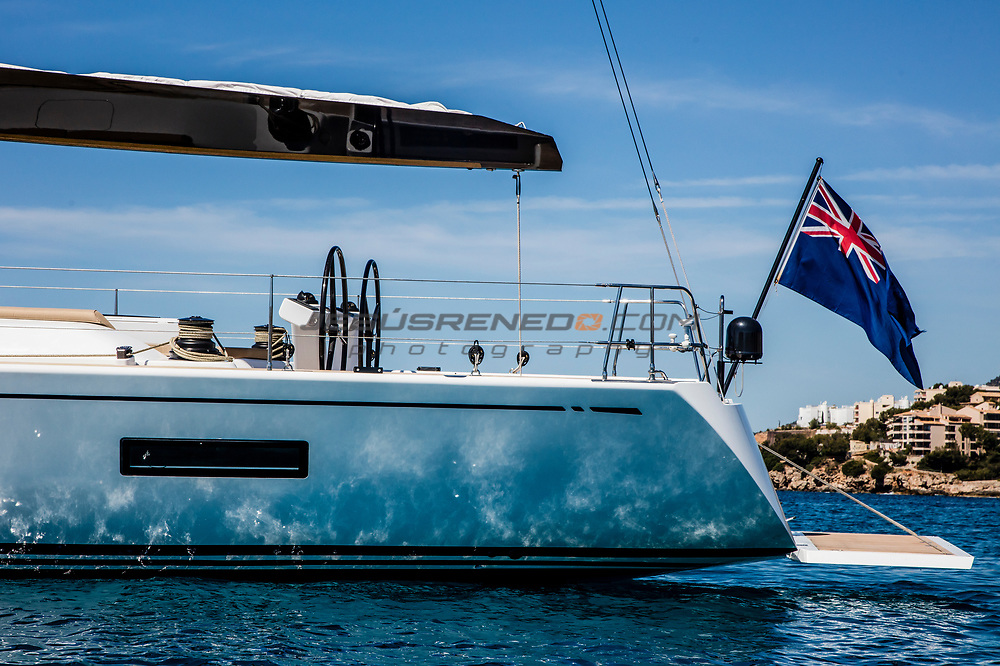 Photo Shooting for Nautor´s Swan Brokerage