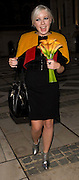 21.SEPTEMBER.2009 - LONDON<br /> <br /> LITTLE BOOTS LEAVING THE HOUSE OF HOLLAND FASHION SHOW HELD AT THE GUILDHALL.<br /> <br /> BYLINE MUST READ : EDBIMAGEARCHIVE.COM<br /> <br /> *THIS IMAGE IS STRICTLY FOR UK NEWSPAPERS & MAGAZINES ONLY*<br /> *FOR WORLDWIDE SALES & WEB USE PLEASE CONTACT EDBIMAGEARCHIVE - 0208 954 5968*