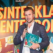 NLD/Amsterdam/20171114 - Bn-ers schrijven Sinterklaasboeken, Winston Gerschtanowitz