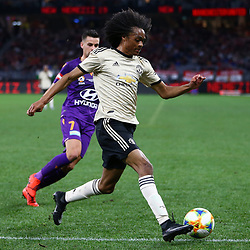 Tahith Chong of Manchester United