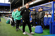 Leeds United Manager Marcelo Bielsa before the The FA Cup 3rd round match between Queens Park Rangers and Leeds United at the Loftus Road Stadium, London, England on 6 January 2019.
